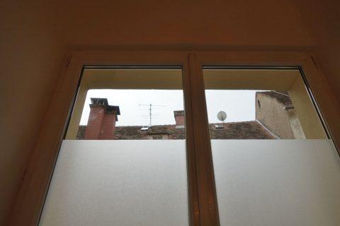 Erzherzog-Johann-Palais-Hotelの部屋の窓