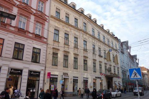 Erzherzog-Johann-Palais-Hotelへのアクセス