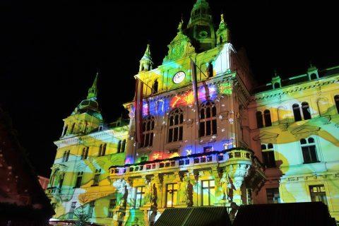Graz-Hauptplatz-projection-mapping