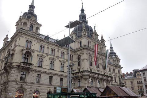 グラーツ市庁舎