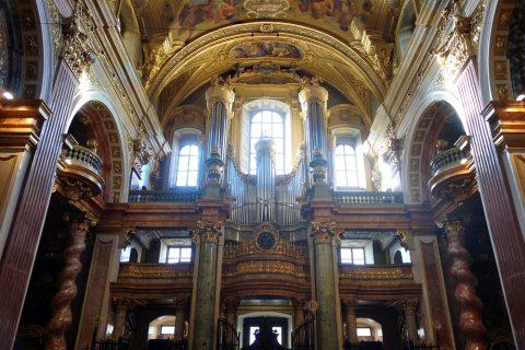 イエズス会教会ウィーンのパイプオルガン