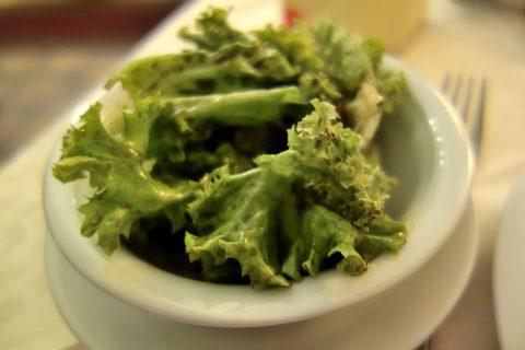 Krebsenkeller-grazのランチのサラダ