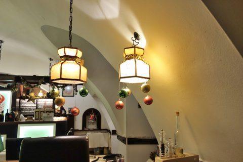 Krebsenkeller-grazのドーム型の屋根