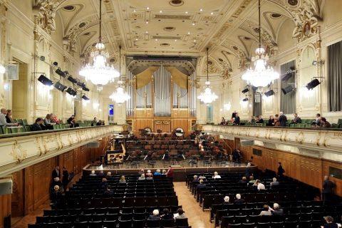 Musikverein-Grazの眺望