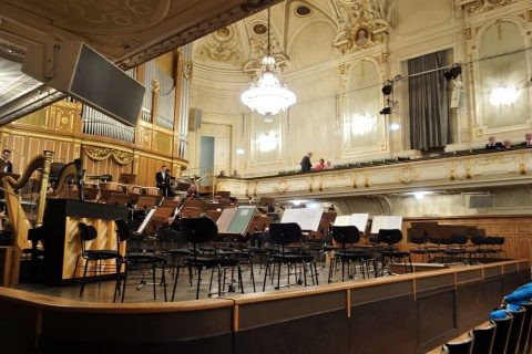 Musikverein-Grazステージ