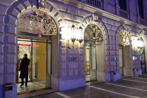 Musikverein-Graz入口