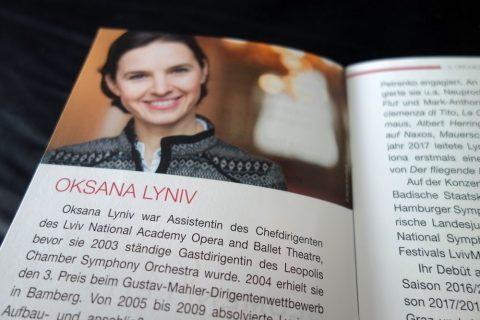Oksana-Lyniv