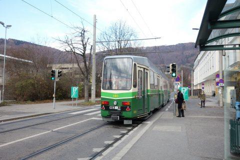 Schloss-Eggenbergトラム最寄り駅