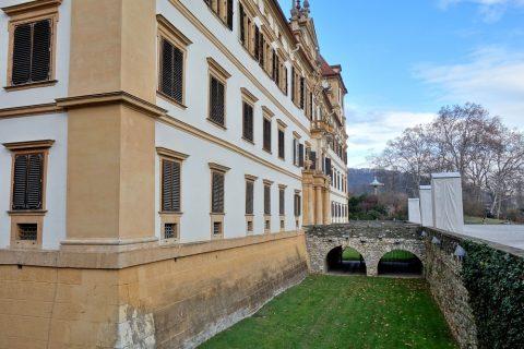 エッゲンベルク城は冬季閉鎖