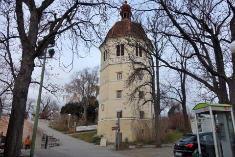 Schlossberg-grazの鐘楼