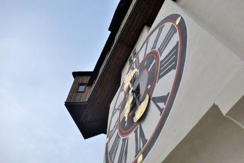 Schlossberg-grazの時計