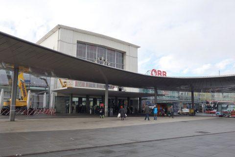 グラーツ中央駅