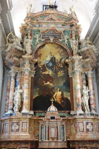 mausoleum-graz祭壇1