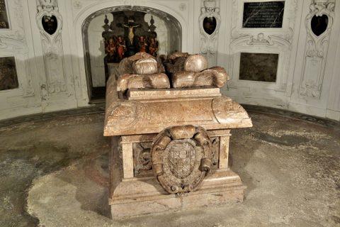 フェルディナント二世の棺