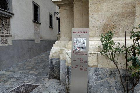 mausoleum-grazエントランス
