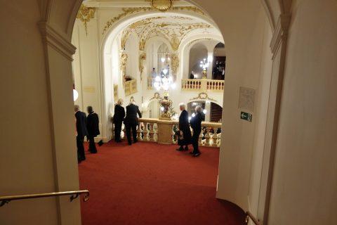 グラーツ歌劇場の美しさ