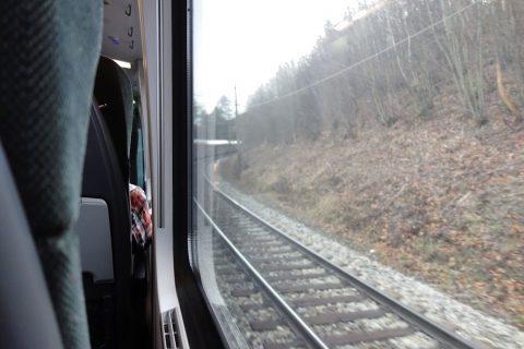 railjetウィーンーグラーツ