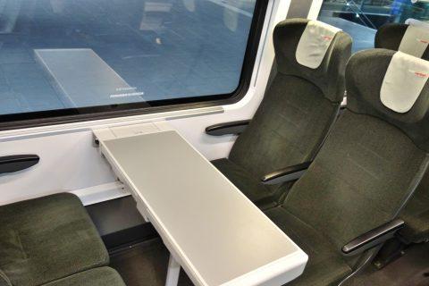 railjetのお見合い席