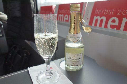 シャンパン/レイルジェットビジネスクラス
