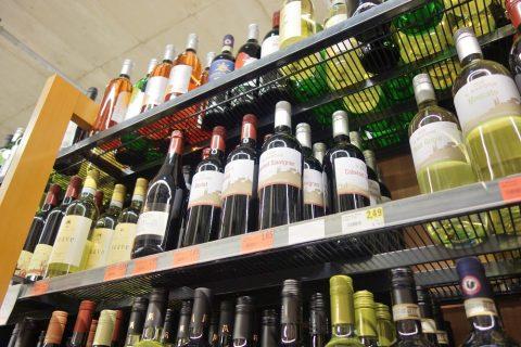 格安メルローワイン