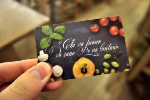 vapiano-grazの決済カード