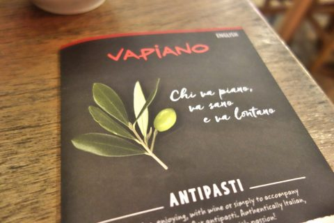 vapiano-grazのメニュー