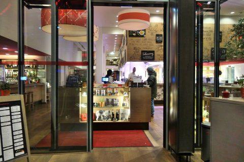 vapiano-grazの入口