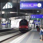 ÖBB「レイルジェット」チケットの買い方とウィーン中央駅アクセス