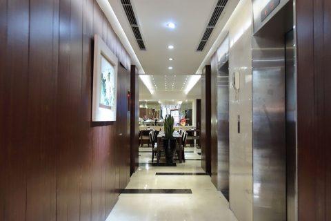 AUTHENTIC-HANOI-HOTELの1階レストラン