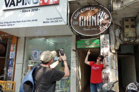 Cafe-GIANG39のアクセス