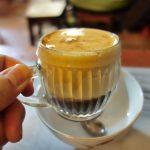 エッグコーヒー、美味い!ハノイで超有名「Cafe GIANG 39」