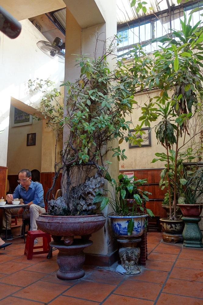 Cafe-GIANG39のオシャレなカフェ