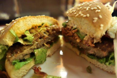 ハンバーガーのパテ/Chattanooga