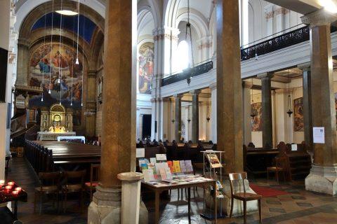 ウィーンの教会/St-Johann-Nepomuk