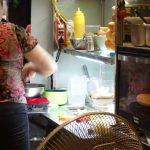 肉汁タップリ!Yogurt bar(Bánh Mì 14)の美味しいバインミー
