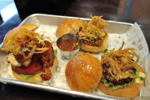 3つのハンバーガー/chops-hanoi