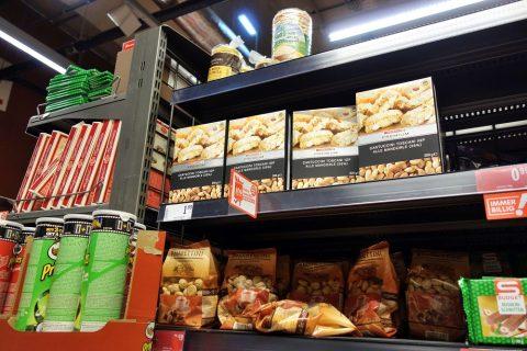 お菓子/ウィーン中央駅のスーパー