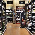 ウィーン中央駅の大型スーパー《INTERSPAR》ワインが豊富!