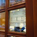 L.Heinerでミルクコーヒーの味を比較!ウィーンのカフェ