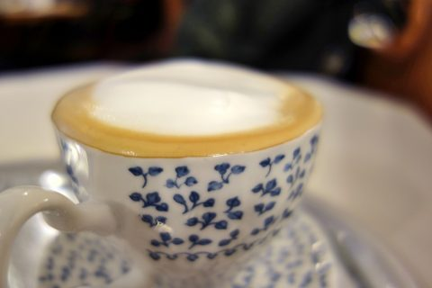 ミルクコーヒー/l-heiner-wollzeile