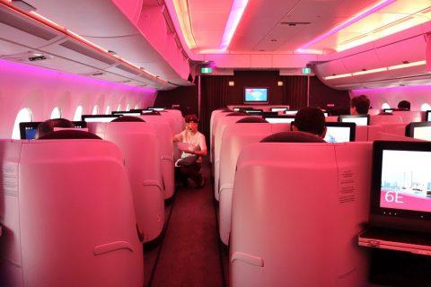 ヘリンボーン/qatarairways-a350