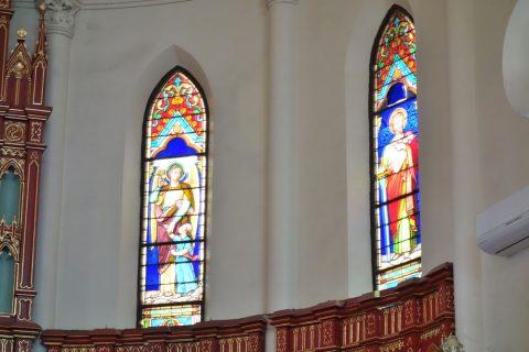 ステンドグラス/ハイフォン大聖堂