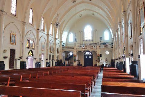 ハイフォン大聖堂の美しさ
