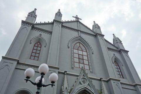 ファサード/ハイフォン大聖堂