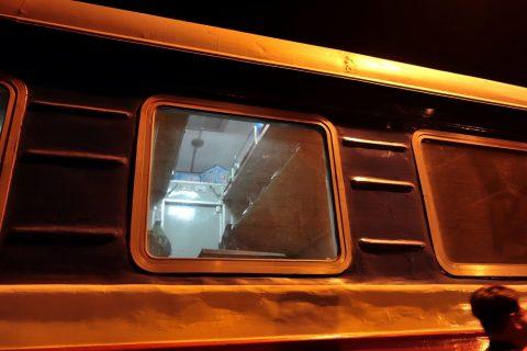 ベトナム鉄道の寝台車両