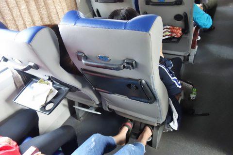 座席番号/ベトナム鉄道