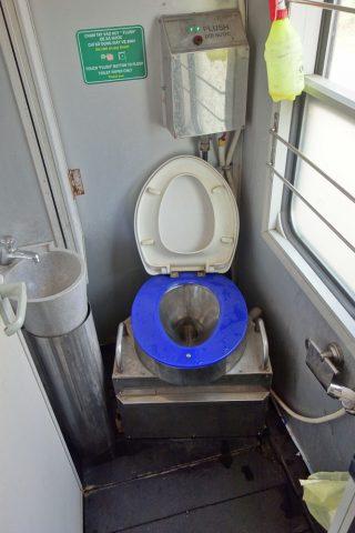 トイレ/ベトナム鉄道
