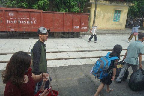 途中駅/ベトナム鉄道