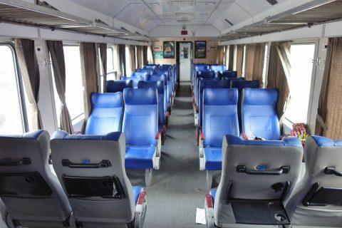ソフトシートの配列/ベトナム鉄道