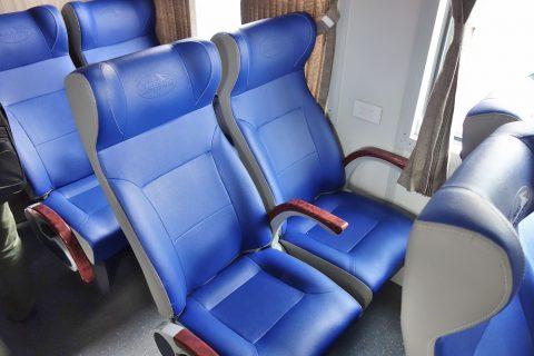 座面/ベトナム鉄道のソフトシート